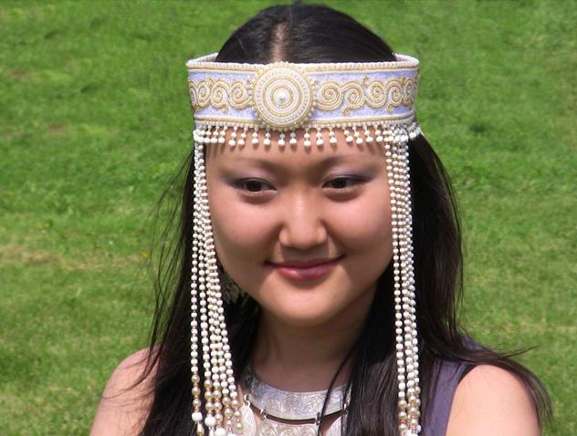 монголоидная раса фото